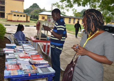 Pragmatic Research Workshop in LASU (10)