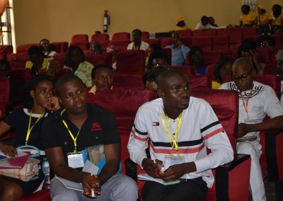 Pragmatic Research Workshop in LASU (207)