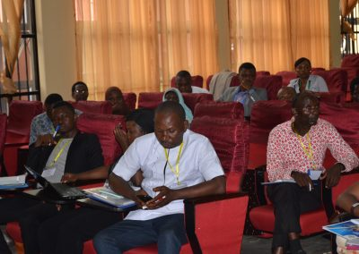 Pragmatic Research Workshop in LASU (208)