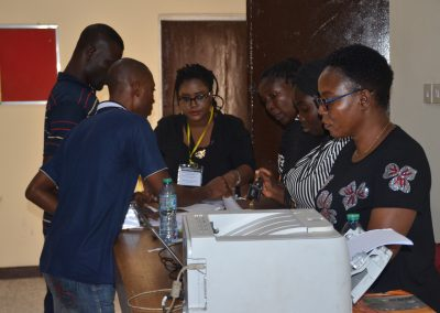 Pragmatic Research Workshop in LASU (21)