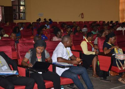 Pragmatic Research Workshop in LASU (210)