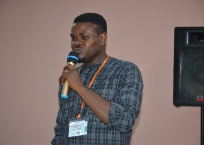 Pragmatic Research Workshop in LASU (217)