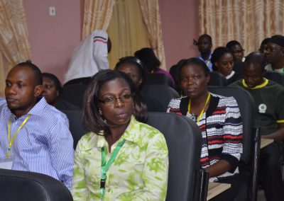 Pragmatic Research Workshop in LASU (229)
