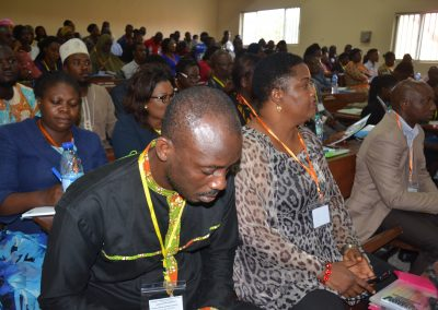 Pragmatic Research Workshop in LASU (32)