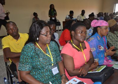 Pragmatic Research Workshop in LASU (34)
