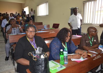 Pragmatic Research Workshop in LASU (42)
